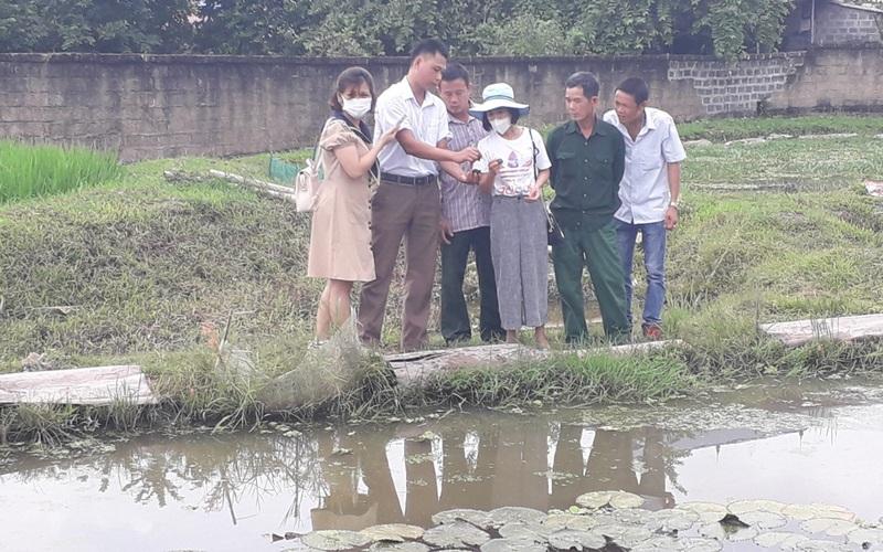 Thái Nguyên: Nông dân tham quan mô hình nuôi ếch, cùng giúp nhau làm giàu