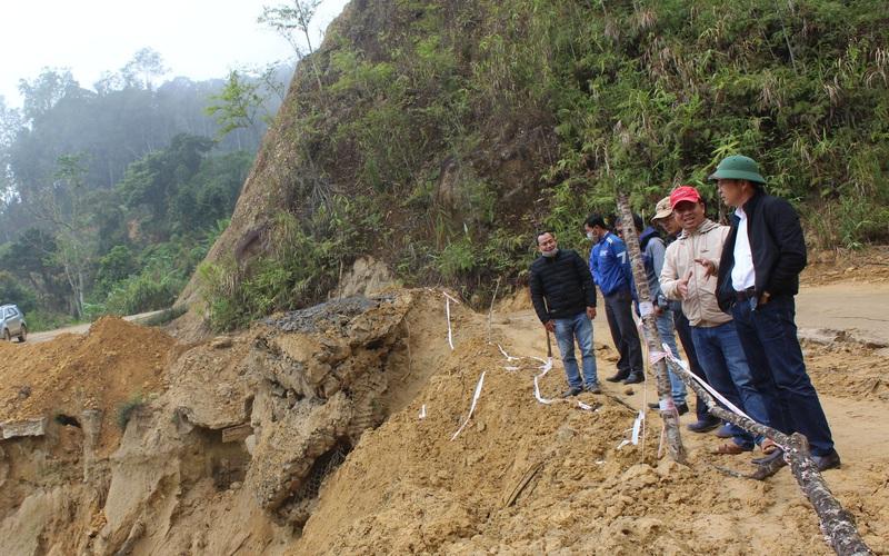 Quảng Nam: Huyện biên giới Tây Giang chủ động xây dựng phương án phòng chống bão lũ