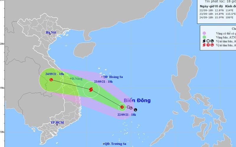 Áp thấp nhiệt đới mới xuất hiện nguy hiểm như thế nào mà chuyên gia phải cảnh báo khẩn cấp?