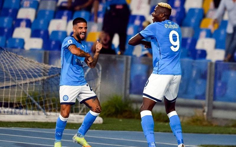CLB của châu Âu toàn thắng từ đầu mùa: Napoli sánh vai PSG