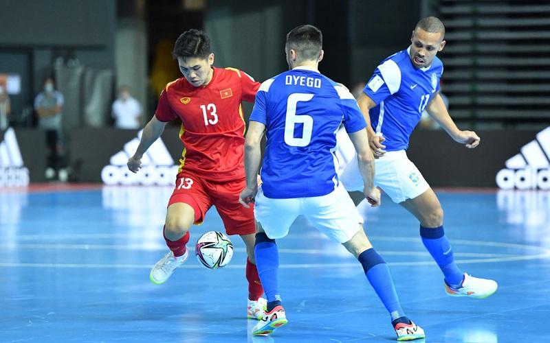 Nền futsal Việt Nam cần gì để bắt kịp Thái Lan, Nhật Bản?