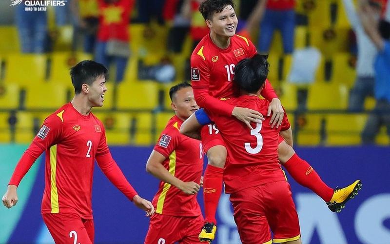 CĐV Đông Nam Á tự hào về ĐT Việt Nam