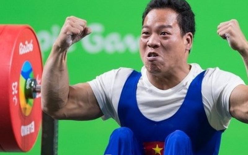 BXH huy chương Paralympic 2020: Việt Nam thua xa Thái Lan