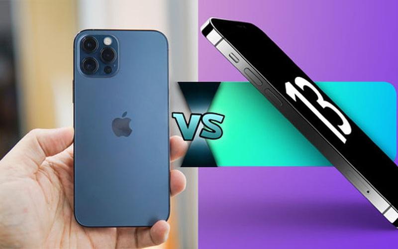 """""""Soi"""" iPhone 13 Pro với iPhone 12 Pro: Có nên nâng cấp điện thoại mới?"""