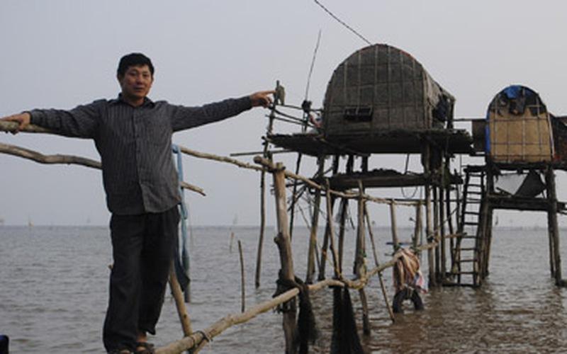 """Vua"" ngao Sơn Hải"