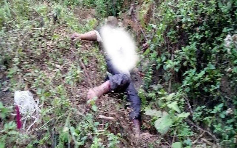 Sông Mã: Đi chăn bò, dân phát hiện thi thể nam thanh niên ở bìa rừng