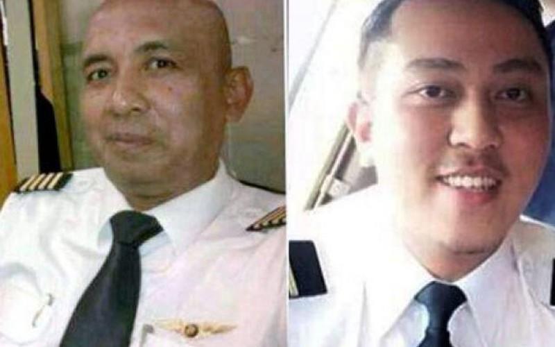 """Dấu hiệu cho thấy cơ phó bị MH370 """"nhốt"""" bên ngoài buồng lái?"""