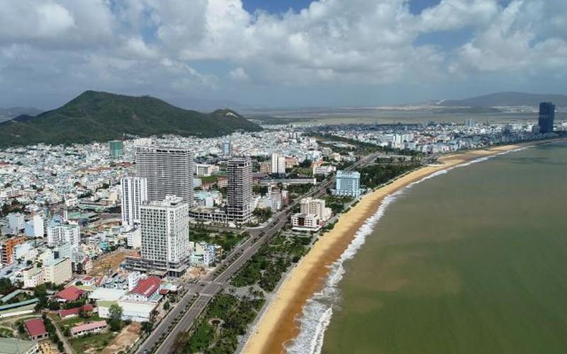 """Quy Nhơn được vinh danh """"Thành phố Du lịch sạch Asean"""""""