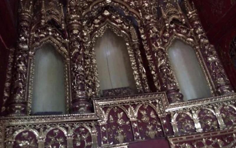 Nam Định: Truy tìm 2 kẻ đột nhập nhà thờ cổ trộm nhiều đồ vật hơn 120 năm tuổi