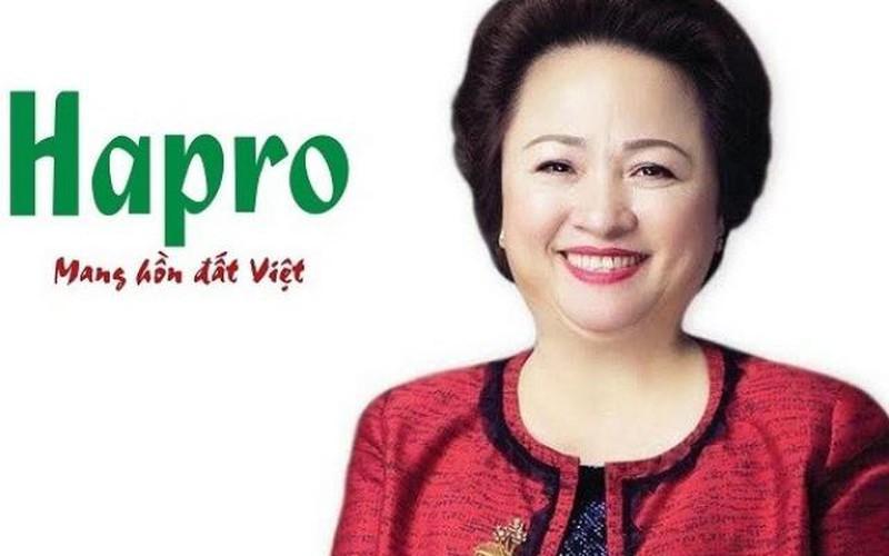 Động thái của Madame Nguyễn Thị Nga trước khi rời ghế Chủ tịch Hapro