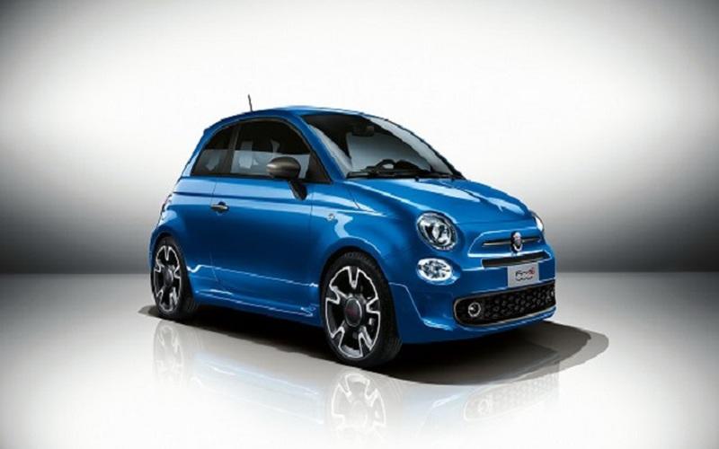 Tiết lộ mức giá Fiat 500S mới