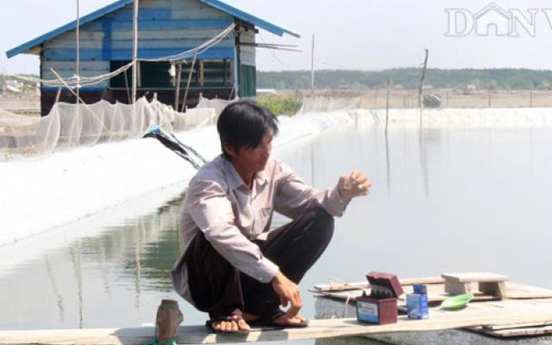 Nuôi tôm công nghệ cao, làm muối, ấp đảo xa nhất TP.HCM hết khó