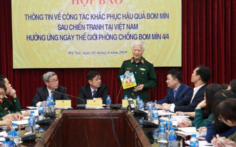 Tập trung phá bom mìn ở Hà Giang sau hơn 40 năm chiến tranh biên giới