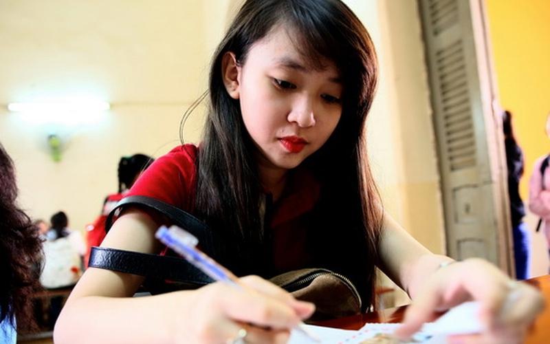 Đề thi và gợi ý giải đề thi hoàn chỉnh môn Tiếng Anh khối D1