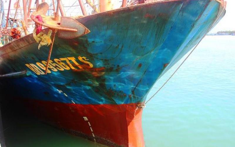 Ngư dân có tàu vỏ thép hỏng hóc, rỉ sét: Chúng tôi nhớ biển...