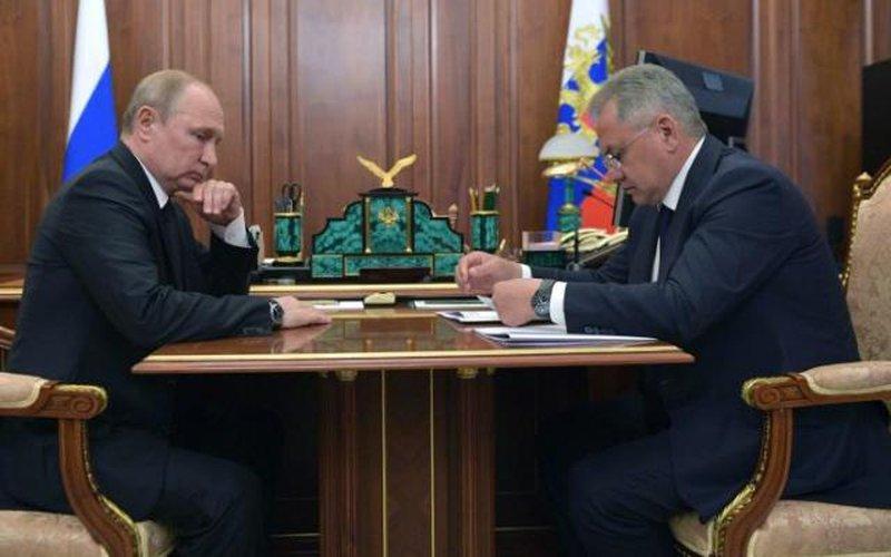 Cháy tàu ngầm hạt nhân Nga khiến 14 người chết: Phản ứng của ông Putin