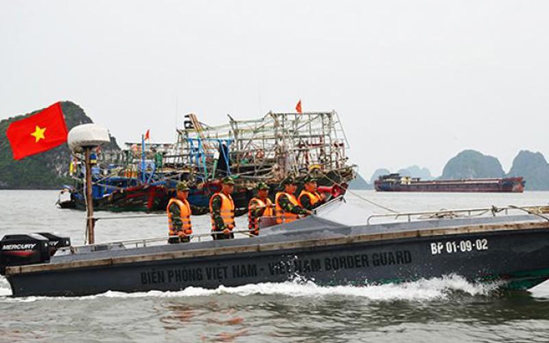 Bão số 3 sắp đổ bộ Quảng Ninh - Thái Bình, 14 tàu cá mất liên lạc