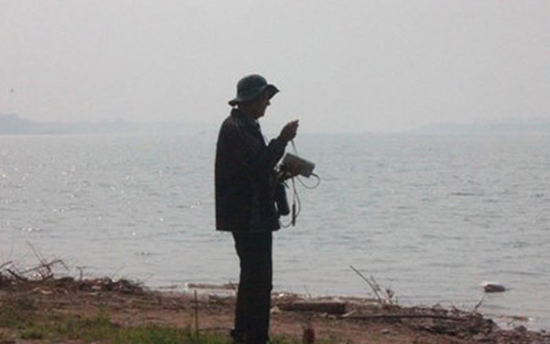 Gia đình tiếp tục tìm thi thể chị Huyền ở quê bác sĩ Tường