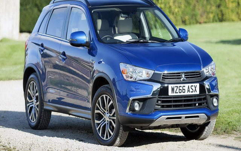 Soi bảng giá Mitsubishi ASX crossover 2017