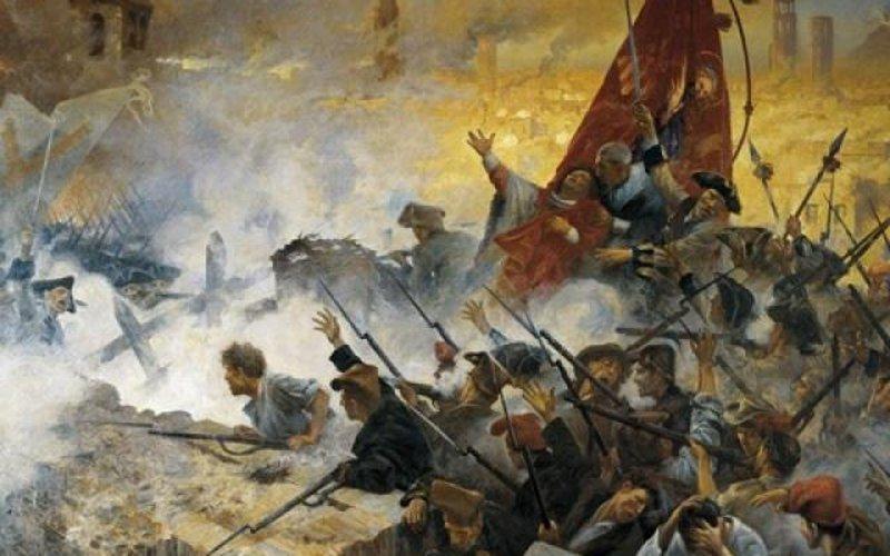 Trận chiến khiến Catalonia rơi vào tay Tây Ban Nha thế kỷ 18
