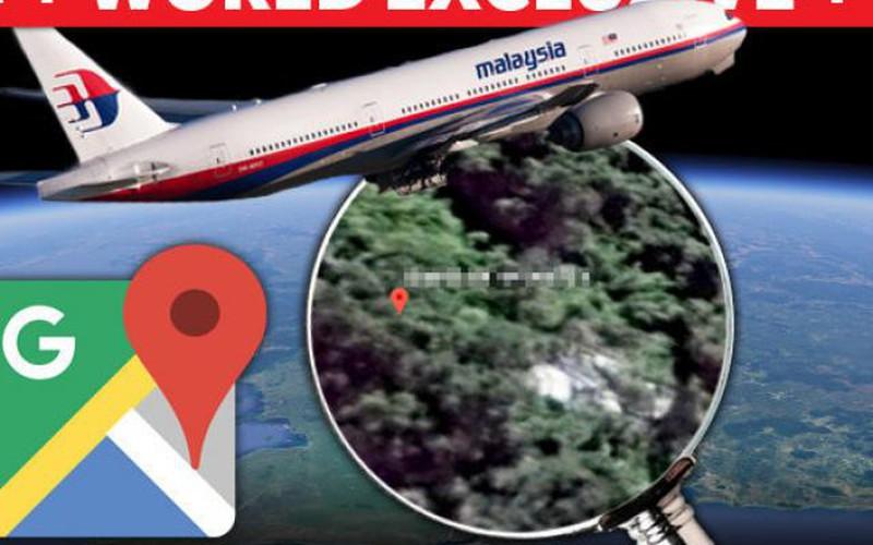 """Máy bay thứ hai nằm gần nơi nghi """"MH370 gãy thân"""" ở rừng Campuchia?"""