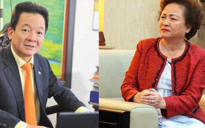 """""""Va"""" với bầu Hiển ở Dịch vụ Tràng Thi, bà Nguyễn Thị Nga rút lui?"""