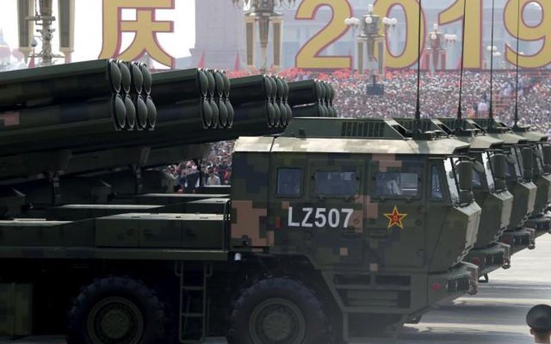 """Vũ khí bí mật Trung Quốc có thể """"dội bão lửa"""" Đài Loan"""