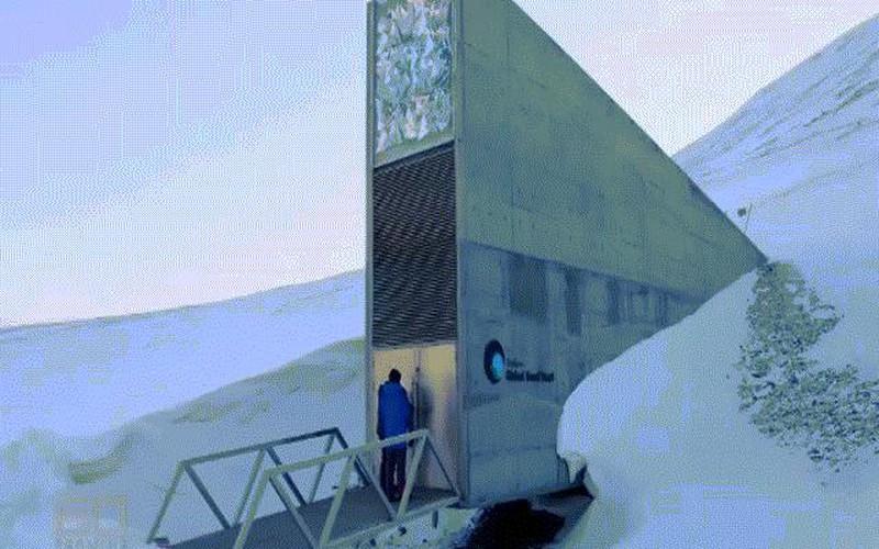"""Bên trong căn hầm """"ngày tận thế"""" của nhân loại ở Na Uy"""