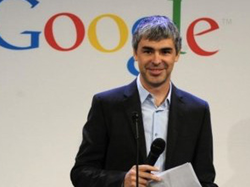 Larry Page - Cựu CEO của Alphabet là ai?