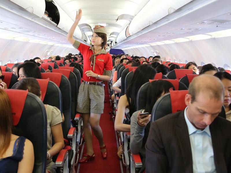 Do virus corona, các hãng hàng không mất gần 40% lượng khách quốc tế