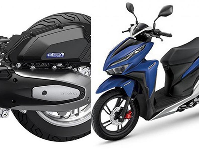 Honda Click 160 2021 - mẫu xe được mong chờ sẽ có thay đổi toàn diện