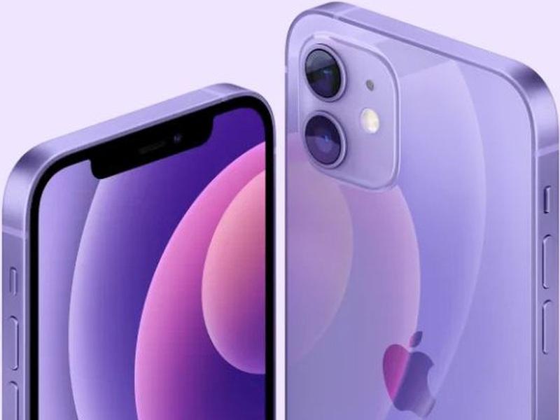 """iPhone 12 bổ sung phiên bản màu tím đẹp lung linh, cực kỳ """"hút fan"""""""
