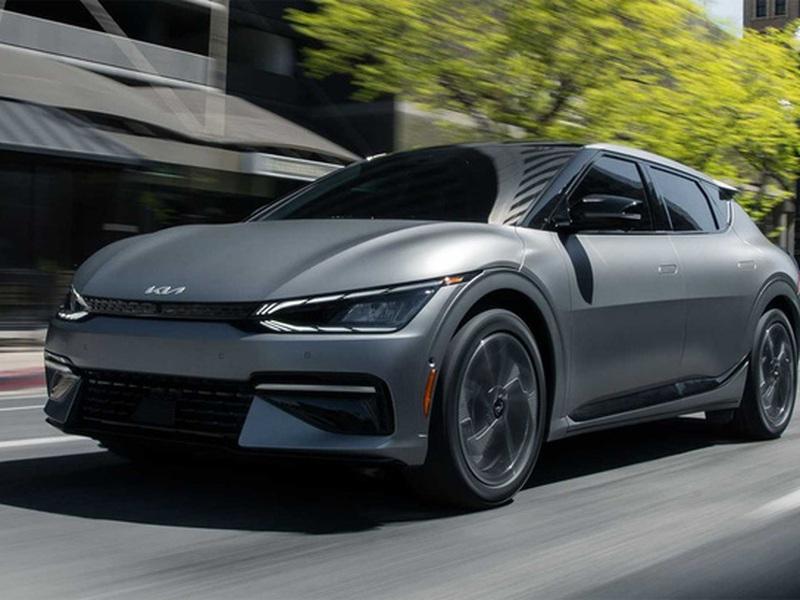 """Kia EV6 - mẫu xe thuần điện cực kỳ """"ăn khách"""""""